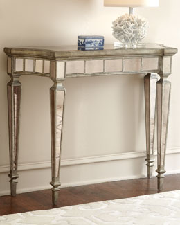 """Clement"" Mirrored Console"