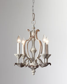 Florence Four-Light Mini Chandelier