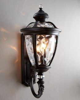 """Sloane"" Outdoor Sconce"