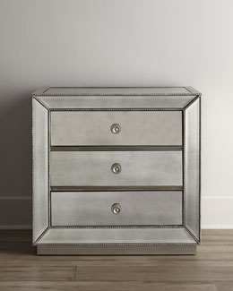 """Shilo"" Mirrored Chest"