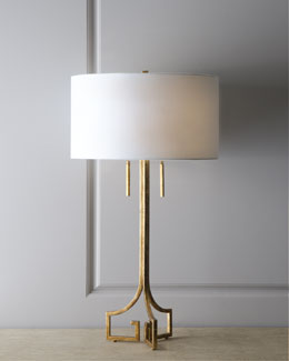 Le Chic Golden Table Lamp