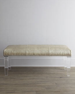 "Massoud ""Serendipity"" Bench"