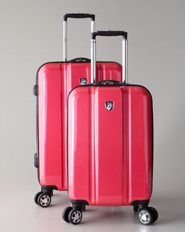 "Heys Three-Piece ""Plateau"" Luggage Set"