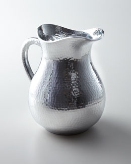 "Towle ""Hammered"" Pitcher"