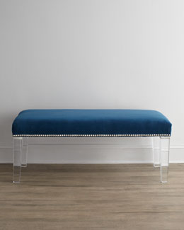 "Massoud ""Water's Edge"" Bench"
