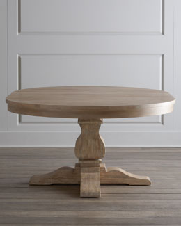 """Taylor"" Pedestal Table"
