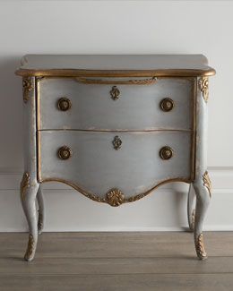 """Francois"" Two-Drawer Chest"