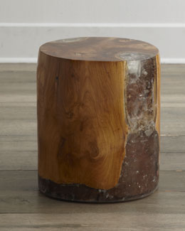 """Sherwood"" Oval Side Table"