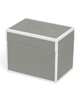 Kassatex Soho Lidded Box