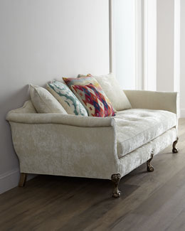 "NM EXCLUSIVE ""Ginger Fiesta"" Sofa"