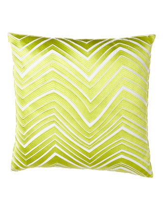 Chevron Pillow, 20