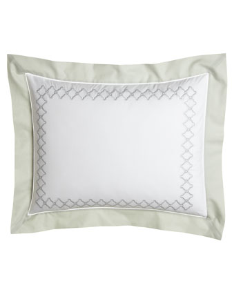 Standard Sonno Embroidered Sham