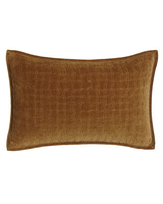 Network Velvet Pillow, 12