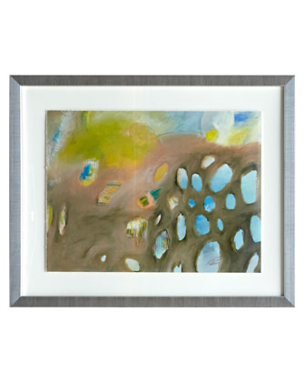 In a Hummocky Meadow Giclee
