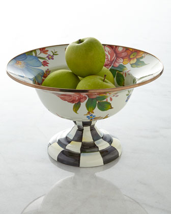 Large Flower Market Compote