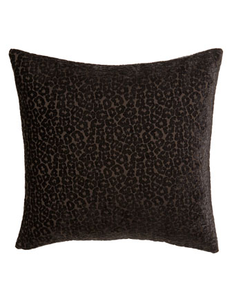 Cheetah-Pattern Pillow, 20