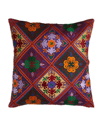 Baramati Floral Pillow