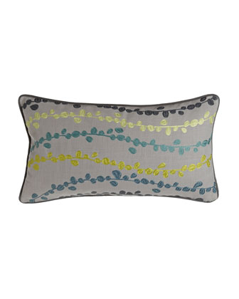 Fabienne Garland Pillow