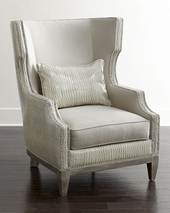 Jazzy Wing Chair