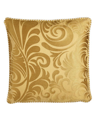 Corsini Damask Pillow, 19