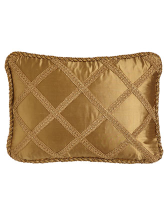 Trellis Boudoir Pillow, 13