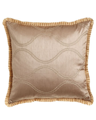 Pillow w/ Embroidery, 24