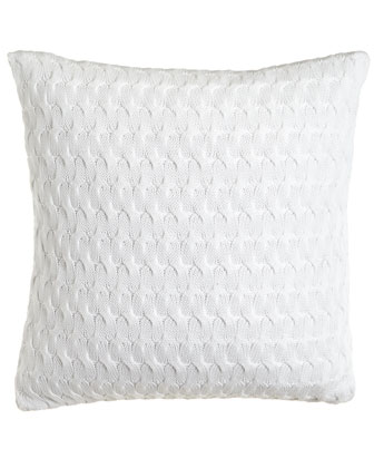 Cable-Knit Pillow, 20