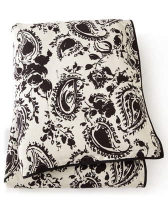 Full/Queen Paisley Comforter, 94
