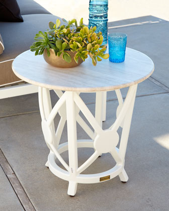 Lyonsgate Outdoor End Table