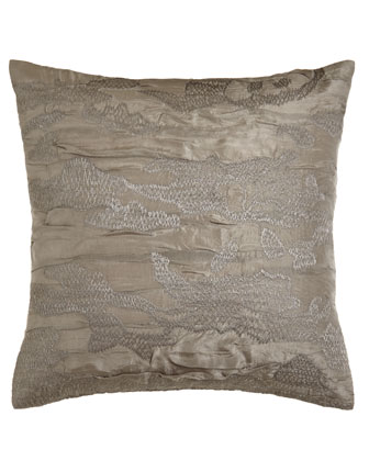 Embroidered Pillow, 18