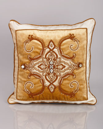 Arabesque Pillow, 18