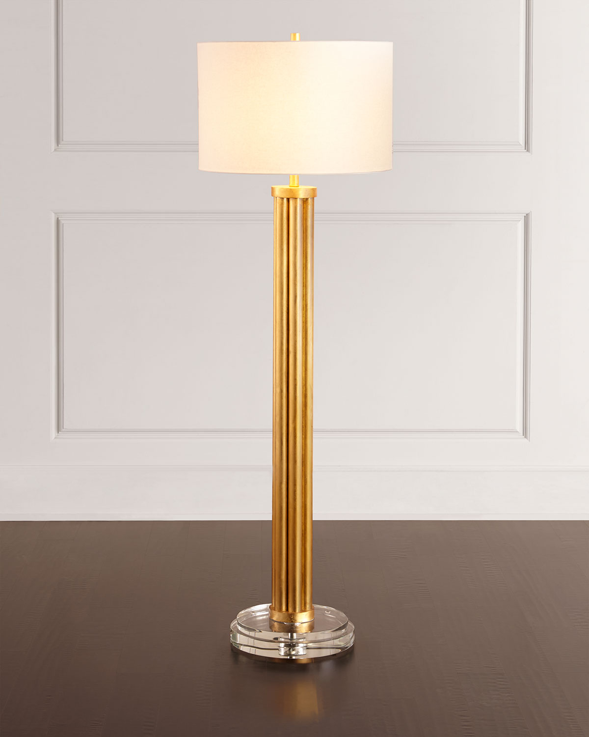 Cylindrical Floor Lamp