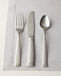 "Wallace ""Napoli"" 102-Piece Stainless Steel Flatware Service"