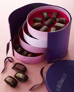 Vosges Exotic Caramel Collection