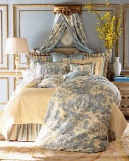 "Legacy By Friendly Hearts ""Lutece Cypress"" Linens"