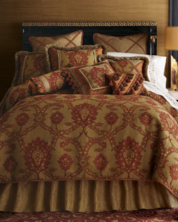 "Dian Austin Couture Home ""Siena"" Bed Linens"