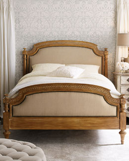 """Tuscany"" Panel Bedroom Furniture"