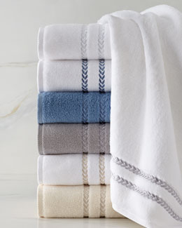 "Lenox ""Pearl Essence"" Towels"
