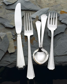"66-Piece ""Fairfax"" Sterling Silver Flatware Service"