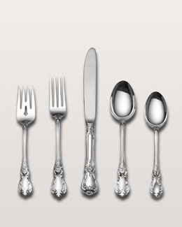 "66-Piece ""Old Master"" Sterling-Silver Flatware Service"
