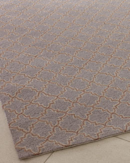 "Dash & Albert Rug Company ""Tin Roof"" Rug"