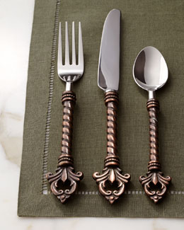 "GG Collection ""Fleur-de-Lis"" Flatware"