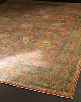 "Exquisite Rugs ""Gable Colors"" Rug"