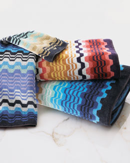 "Missoni Home ""Lara"" Towels"
