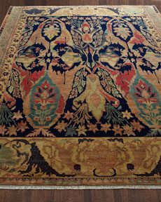The Horchow Collection - Rugs & Curtains - Fine Rugs - CategoriesGB4_Headeremail