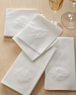 "Classic Impressions ""Regalia"" Guest Towels & Cocktail Napkins"