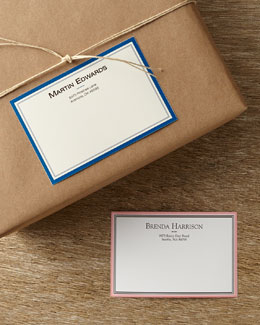 SIX B LABELS CORP Personalized Mailing Labels