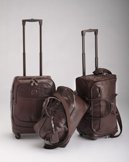 "Bric's ""Pelle"" Leather Luggage"