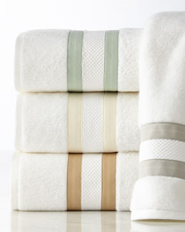 "Matouk ""Marlowe"" Towels"