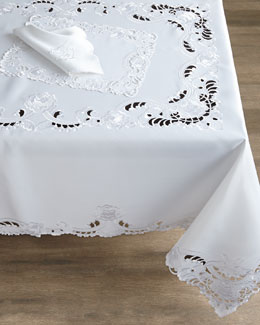 "French Laundry Home ""Yvette"" Table Linens"